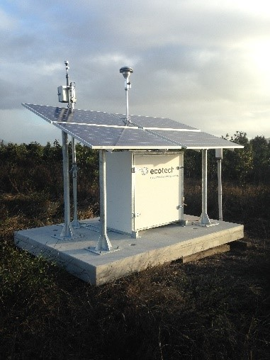 ECOTECH Monitoring Shelters (8)