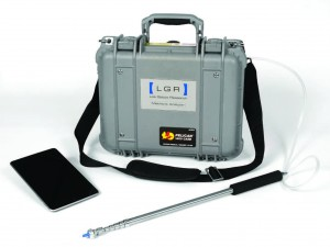 LGR Microportable Gas Analyser