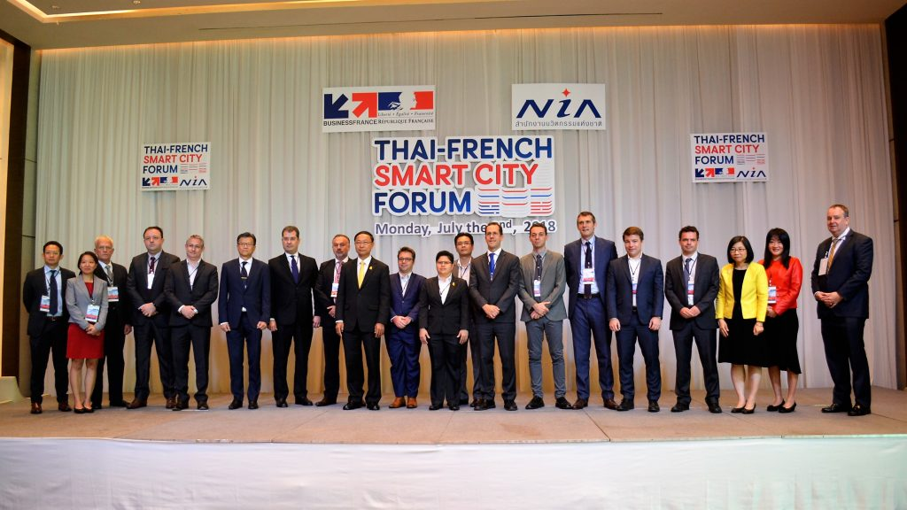 Thai-French Smart Cities 20180725