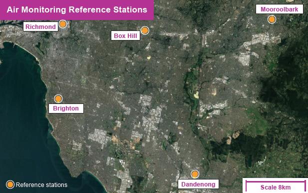ECOTECH Air Monitoring Reference Stations